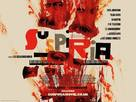 Suspiria - British Theatrical movie poster (xs thumbnail)