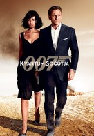 Quantum of Solace - Slovenian Movie Poster (xs thumbnail)