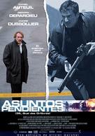36 Quai des Orfèvres - Spanish Movie Poster (xs thumbnail)