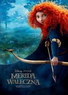 Brave - Polish Movie Poster (xs thumbnail)