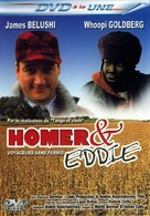 Homer & Eddie - French Movie Cover (xs thumbnail)