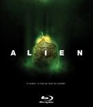 Alien - Blu-Ray cover (xs thumbnail)
