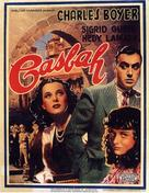 Algiers - Belgian Movie Poster (xs thumbnail)