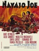 Navajo Joe - French Movie Poster (xs thumbnail)