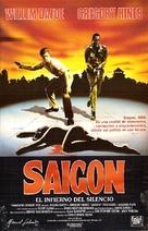 Saigon - Spanish VHS cover (xs thumbnail)