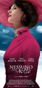 Nobody Wants the Night - Italian Movie Poster (xs thumbnail)