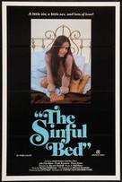 Das sündige Bett - Movie Poster (xs thumbnail)