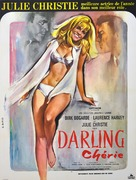 Darling - French Movie Poster (xs thumbnail)