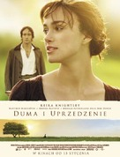 Pride & Prejudice - Polish Movie Poster (xs thumbnail)