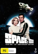"""Space: 1999"" - Australian DVD movie cover (xs thumbnail)"