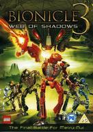 Bionicle 3: Web of Shadows - British Movie Cover (xs thumbnail)