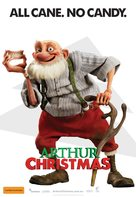 Arthur Christmas - Australian Movie Poster (xs thumbnail)