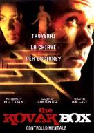 The Kovak Box - Italian Movie Cover (xs thumbnail)