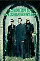 The Matrix Reloaded - Argentinian DVD cover (xs thumbnail)