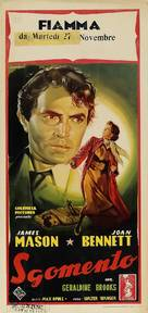 The Reckless Moment - Italian Movie Poster (xs thumbnail)