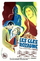The Keys of the Kingdom - French Movie Poster (xs thumbnail)