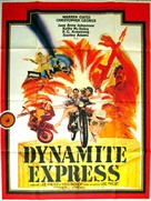 Dixie Dynamite - French Movie Poster (xs thumbnail)