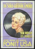 Jeanne Eagels - Italian Movie Poster (xs thumbnail)