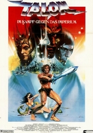 The Sword and the Sorcerer - German Movie Poster (xs thumbnail)