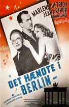 A Foreign Affair - Danish Movie Poster (xs thumbnail)