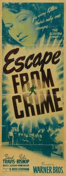 Escape from Crime - Movie Poster (xs thumbnail)