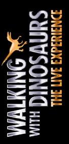 """""""Walking with Dinosaurs"""" - Logo (xs thumbnail)"""