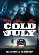 Cold in July - DVD movie cover (xs thumbnail)