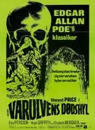 Cry of the Banshee - Danish Movie Poster (xs thumbnail)