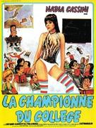 L'insegnante balla... con tutta la classe - French Movie Poster (xs thumbnail)
