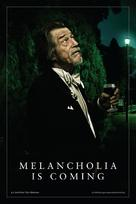 Melancholia - British Movie Poster (xs thumbnail)