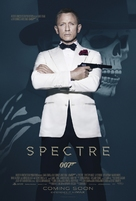 Spectre - British Movie Poster (xs thumbnail)