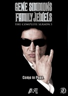 """Gene Simmons: Family Jewels"" - DVD cover (xs thumbnail)"