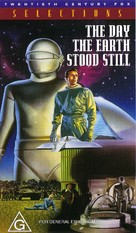 The Day the Earth Stood Still - Australian Movie Cover (xs thumbnail)