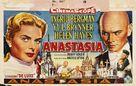Anastasia - Belgian Movie Poster (xs thumbnail)