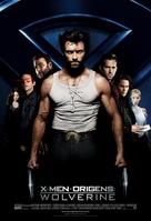 X-Men Origins: Wolverine - Brazilian Movie Poster (xs thumbnail)