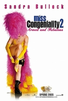Miss Congeniality 2: Armed & Fabulous - Movie Poster (xs thumbnail)