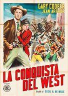 The Plainsman - Italian Re-release poster (xs thumbnail)