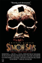 Simon Says - Movie Poster (xs thumbnail)
