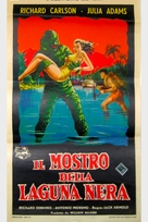 Creature from the Black Lagoon - Italian Movie Poster (xs thumbnail)