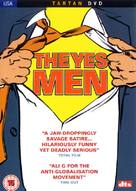The Yes Men - British DVD cover (xs thumbnail)