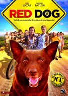 Red Dog - French DVD cover (xs thumbnail)