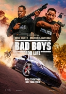 Bad Boys for Life - Norwegian Movie Poster (xs thumbnail)