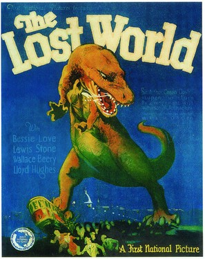 The Lost World - Movie Poster (thumbnail)