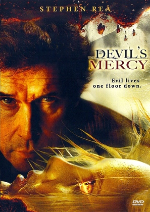 The Devil's Mercy - DVD cover (thumbnail)