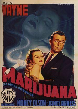 Big Jim McLain - Italian Movie Poster (thumbnail)
