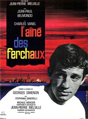 L'aîné des Ferchaux - French Movie Poster (thumbnail)