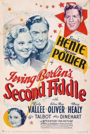 Second Fiddle - Movie Poster (thumbnail)