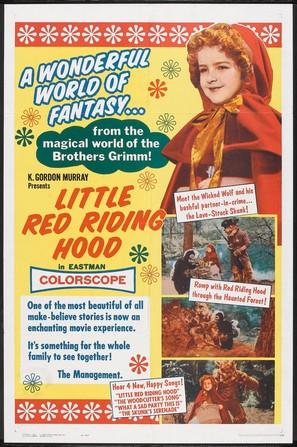 La caperucita roja - Movie Poster (thumbnail)