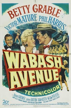 Wabash Avenue - Movie Poster (thumbnail)