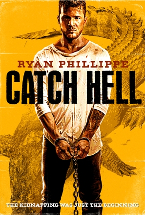 Catch Hell - Movie Poster (thumbnail)
